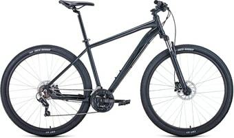 Велосипед Forward Apache 29 3.2 disc р.17 2021 (черный)