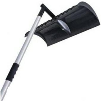 Лопата для снега Patrol ROL4