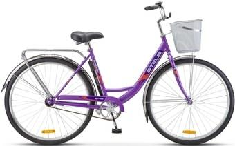 Велосипед Stels Navigator 345 28 Z010 2020 (фиолетовый)