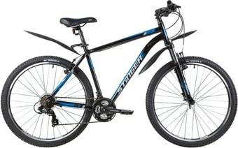 Велосипед Stinger Element STD 27.5 р.20 2020 (черный)