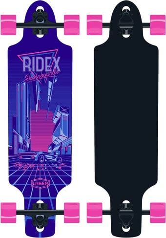Лонгборд Ridex Laser 32″x8.75″