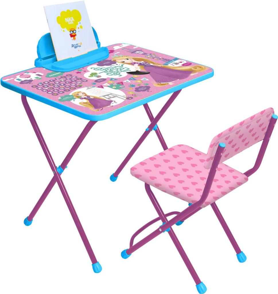 Детский стол Nika Дисней 1 Рапунцель [Д1Р-М]