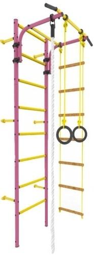 Детский спортивный комплекс Rokids Атлет-2 (розовый)