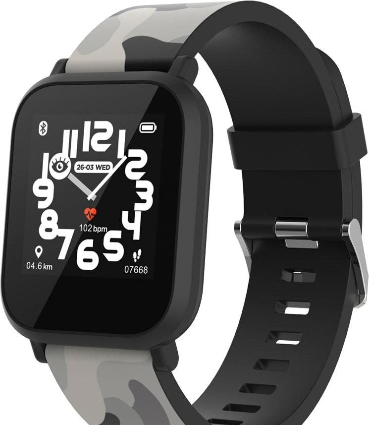 Умные часы Canyon MyDino CNE-KW33BB