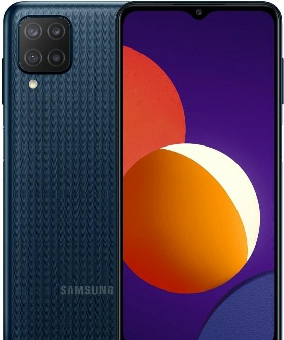 Смартфон Samsung Galaxy M12 SM-M127F/DSN 4GB/64GB (черный)