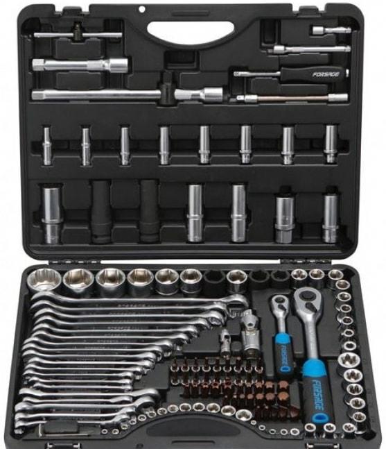 Универсальный набор инструментов FORSAGE F-41251-5 Premium (131 предмет)