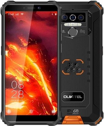 Смартфон Oukitel WP5 Pro 4GB/64GB (оранжевый)