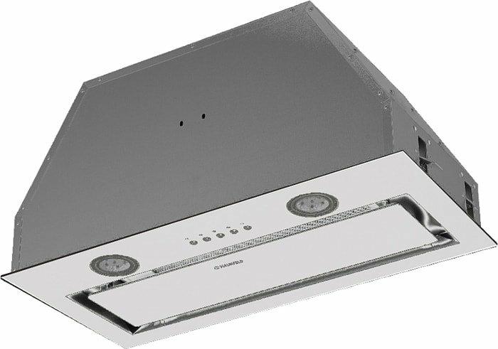Кухонная вытяжка MAUNFELD Trapeze 602IG (белый)