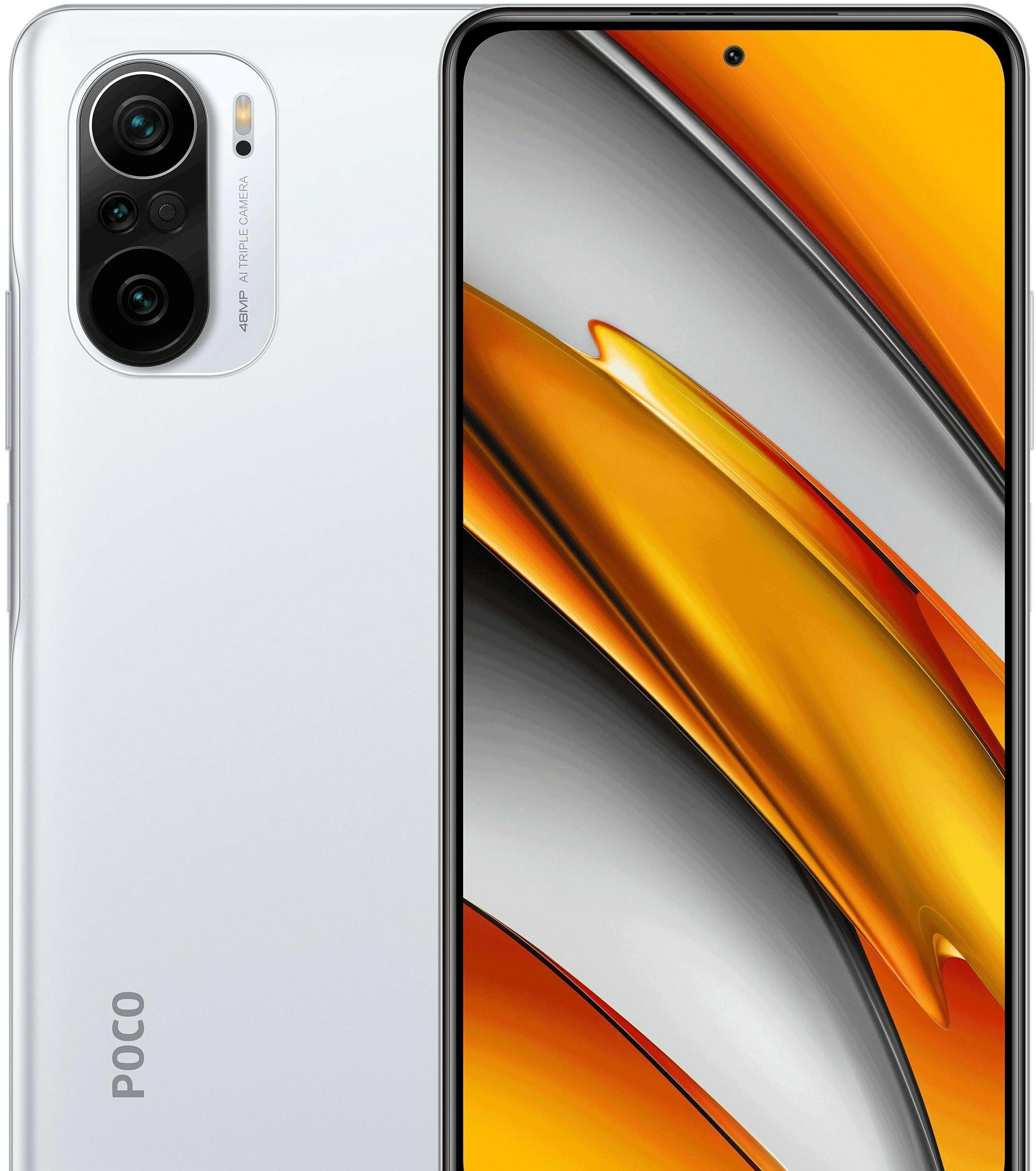 Смартфон POCO F3 8GB/256GB международная версия (белый)