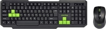 Клавиатура + мышь SmartBuy SBC-230346AG-K