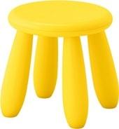 Детский стул Ikea Маммут 703.823.26