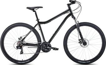 Велосипед Forward Sporting 29 2.0 disc р.19 2021 (черный)