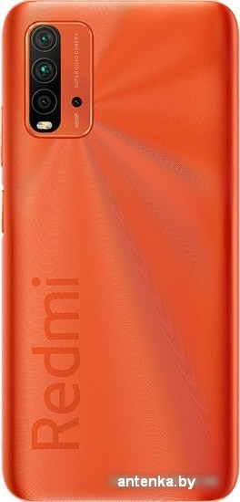 Смартфон Xiaomi Redmi 9T 4GB/64GB без NFC (оранжевый закат)