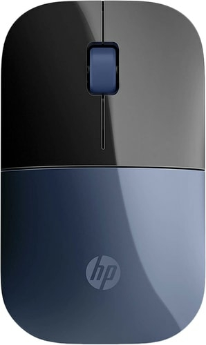 Мышь HP Z3700 (lumiere blue)