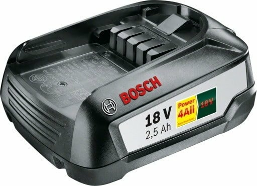 Аккумулятор Bosch 1600A005B0 (12В/2.5 а*ч)