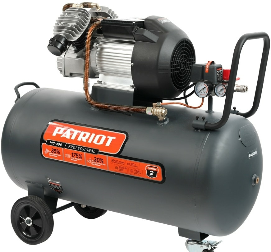 Компрессор Patriot Professional 100-400