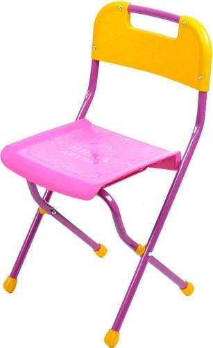 Детский стул Nika СТУ2 (розовый каркас)