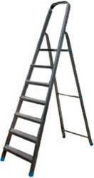 Лестница-стремянка Dinko 7 ступеней [STR-AL-7]
