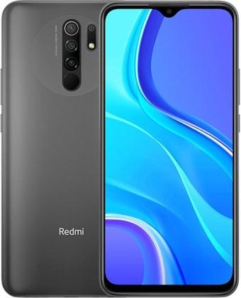 Смартфон Xiaomi Redmi 9 3GB/32GB международная версия с NFC (серый)