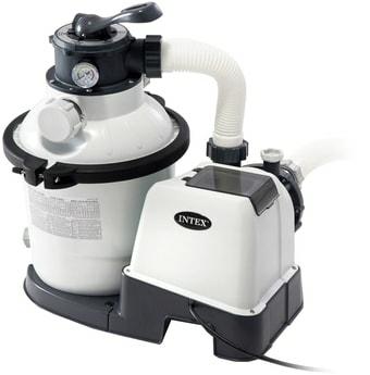 Intex Песочный фильтр-насос 4500 л/ч 26644