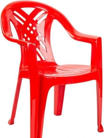Стул Стандарт пластик Престиж 110-0034-33 (красный)