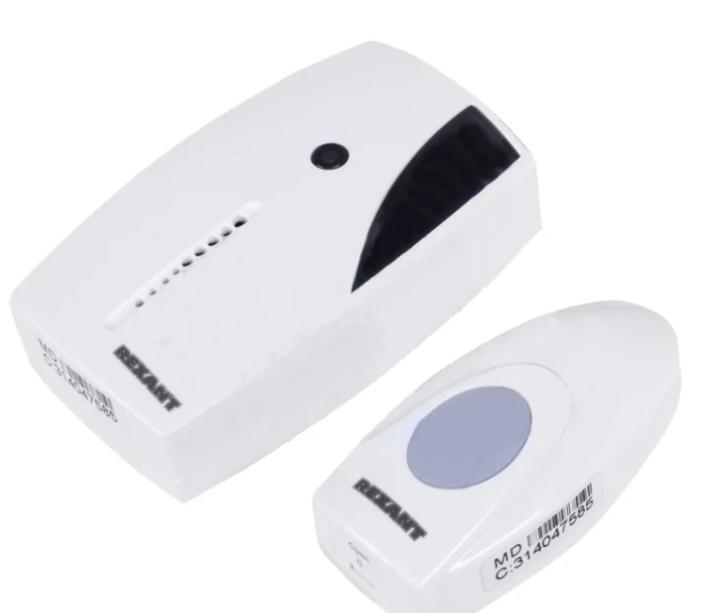 Беспроводной дверной звонок Rexant 73-0030