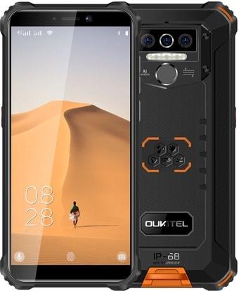 Смартфон Oukitel WP5 4GB/32GB (оранжевый)