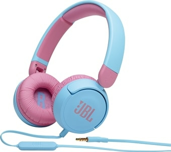 Наушники JBL JR310 (голубой/розовый)