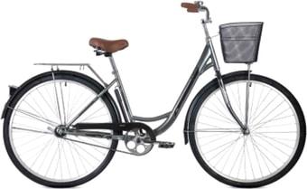 Велосипед Foxx Vintage 2021 (серый)