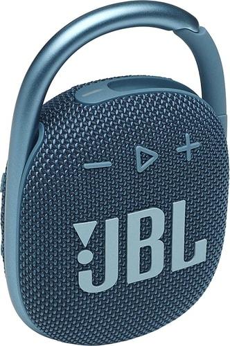 Беспроводная колонка JBL Clip 4 (синий)