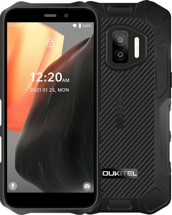 Смартфон Oukitel WP12 4GB/32GB (черный)
