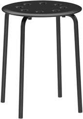 Табурет Ikea Мариус (черный) 603.609.28