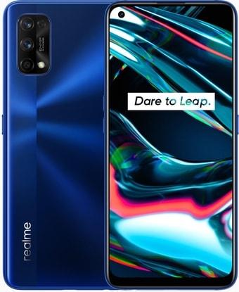 Смартфон Realme 7 Pro RMX2170 8GB/128GB (матовый синий)