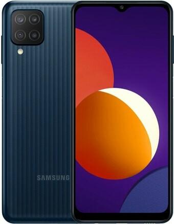 Смартфон Samsung Galaxy M12 SM-M127F/DSN 3GB/32GB (черный)