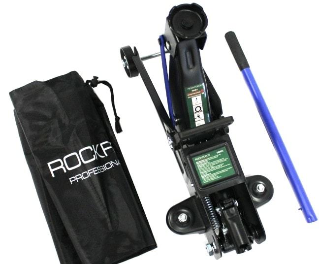 Подкатной домкрат RockForce RF-TA820011 2т