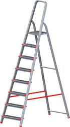 Лестница-стремянка Новая высота NV 511 алюминиевая индустриальная 8 ступеней (5110108)
