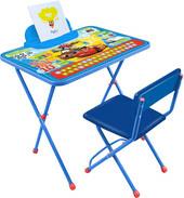 Складной стол Nika Disney Тачки Д1П/Т