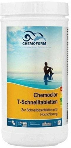Chemoform Кемохлор T быстрорастворимые таблетки 1кг