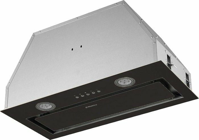 Кухонная вытяжка MAUNFELD Trapeze 602IG (черный)