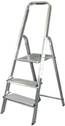 Лестница-стремянка Новая высота NV 111 алюминиевая 3 ступени