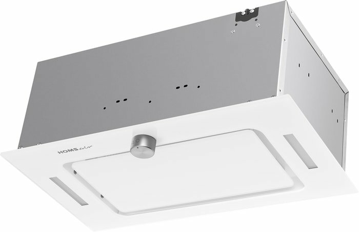 Кухонная вытяжка HOMSair Crocus 52RD (белый)