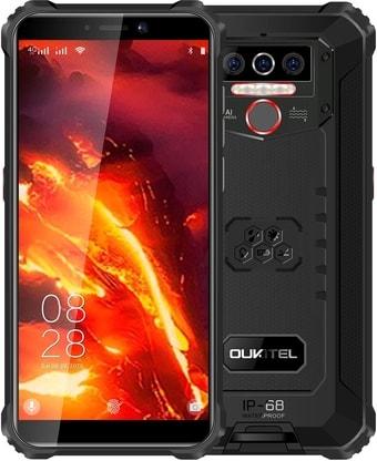 Смартфон Oukitel WP5 Pro 4GB/64GB (черный)