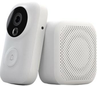 Дверной звонок Xiaomi Mijia Intelligent Zero Smart Video Doorbell