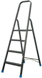 Лестница-стремянка Dinko 4 ступени [STR-AL-4]