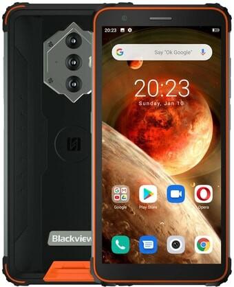 Смартфон Blackview BV6600 (оранжевый)