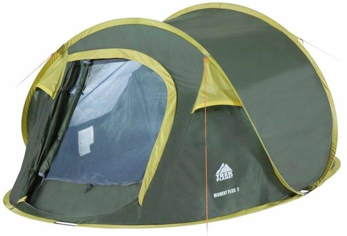 Треккинговая палатка Trek Planet Moment Plus 2