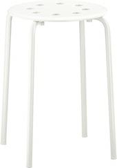 Табурет Ikea Мариус (белый)