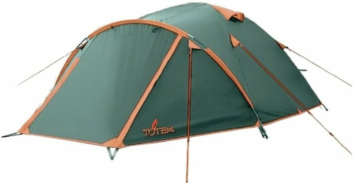 Кемпинговая палатка Totem Indi 3 V2