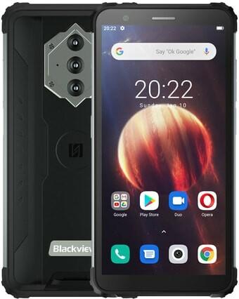 Смартфон Blackview BV6600 (черный)