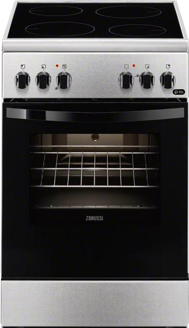 Кухонная плита Zanussi ZCV9540H1X